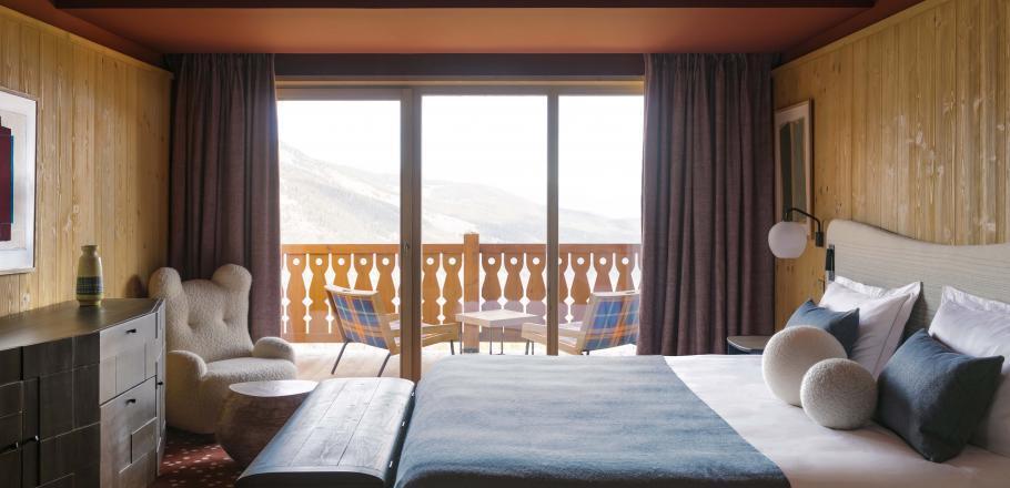Maisons Pariente s'installe à Méribel au cœur des 3 vallées avec l'ouverture d'un nouvel hôtel 5 étoiles, Le Coucou Méribel
