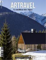 Art Travel - Hors Série Alpes