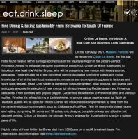 Eat Drink Sleep online