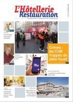 L'Hôtellerie-Restauration